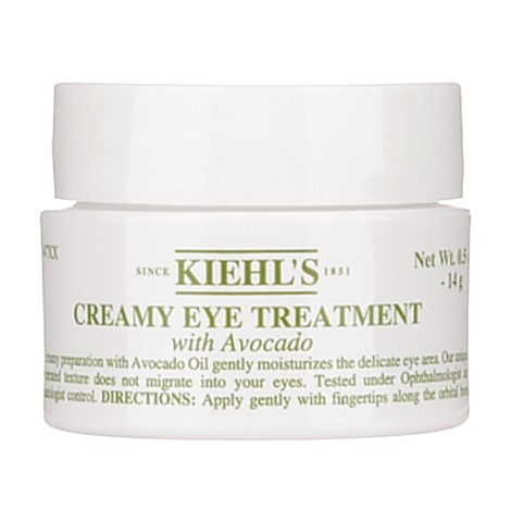CREAMY EYE TREATMENT WITH AVOCADO 14ML