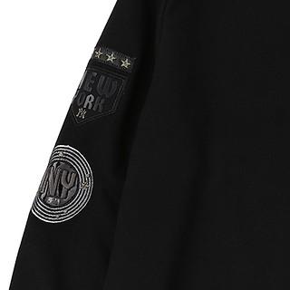 #BLACK/CHINA 소매 와팬 MTM 뉴욕 양키스