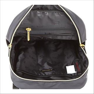 #Black / Airette Backpack S