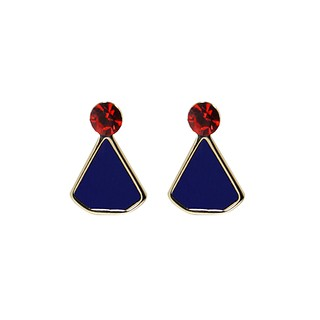 [케이트앤켈리] Bebe Triangle Earrings DUO set