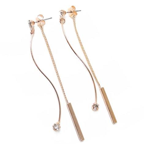 [케이트앤켈리] Double Play Earrings