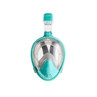 [TheNice] 스노클링 풀페이스 마스크 면세전용 PremiumSE #EmeraldGreen (Size: SM)