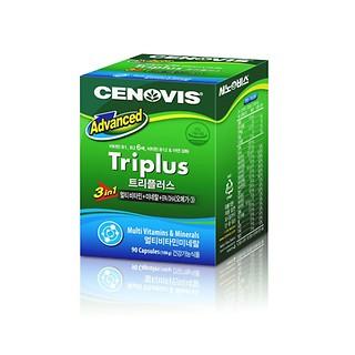 트리플러스 (멀티비타민,미네랄,오메가-3)