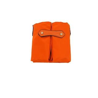 Nylon Tote Medium Orange