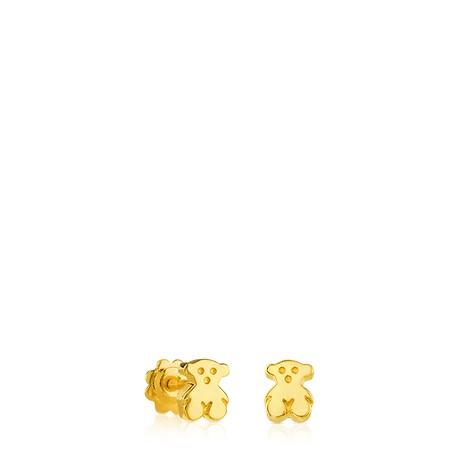 18KT GOLD EARRINGS