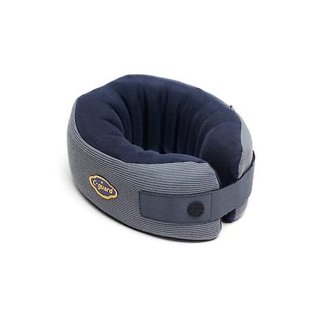 [C-guard] 여행용 목베개 (Gray-blue/ M Size)